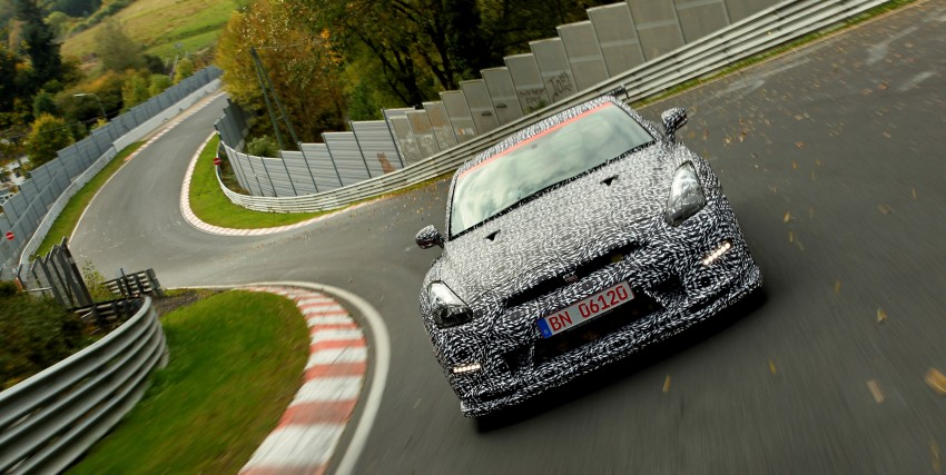 Nissan GT-R Nismo debuts – 600 hp, 7:08 'Ring time Image #211731