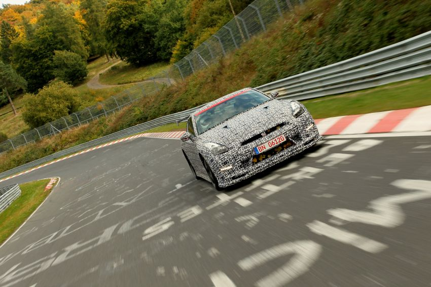 Nissan GT-R Nismo debuts – 600 hp, 7:08 'Ring time Image #211734
