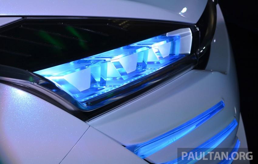 Perodua Buddyz concept sedan debuts at KLIMS13 Image #209768
