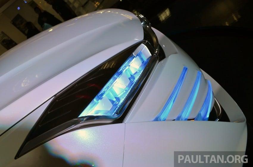 Perodua Buddyz concept sedan debuts at KLIMS13 Image #209770