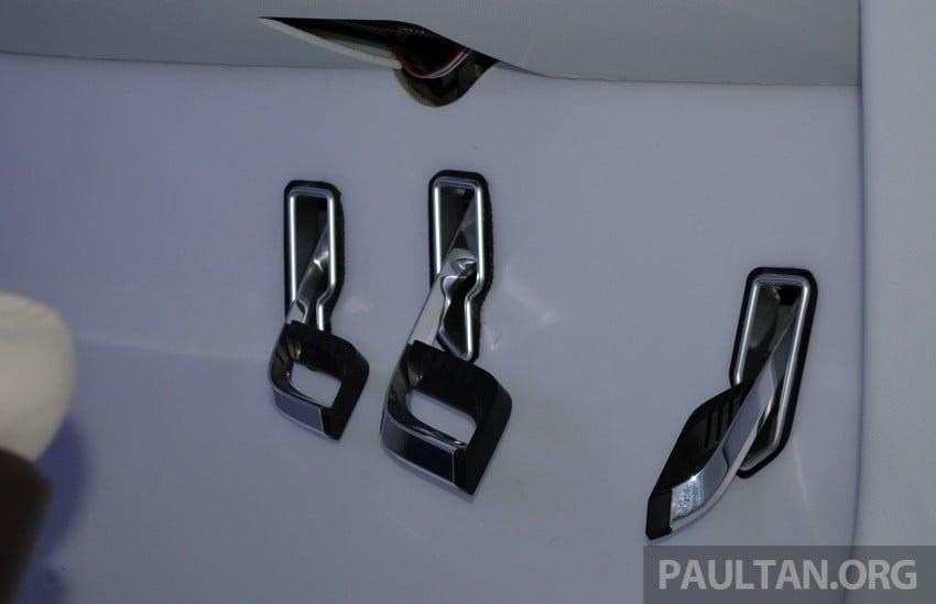 Perodua Buddyz concept sedan debuts at KLIMS13 Image #209773