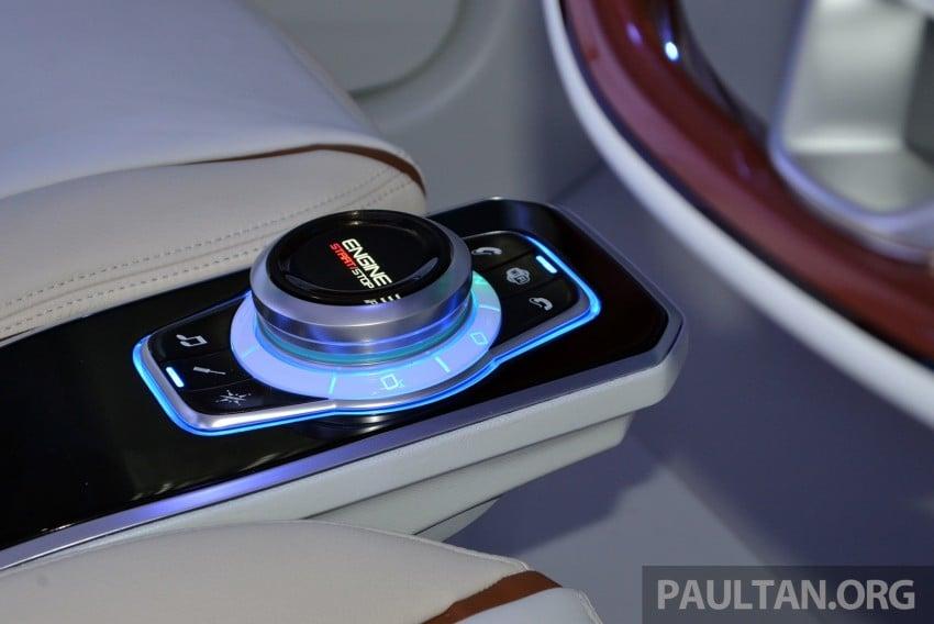 Perodua Buddyz concept sedan debuts at KLIMS13 Image #209776