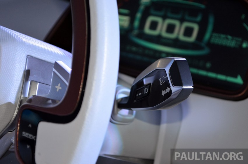Perodua Buddyz concept sedan debuts at KLIMS13 Image #209780