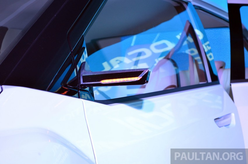 Perodua Buddyz concept sedan debuts at KLIMS13 Image #209783