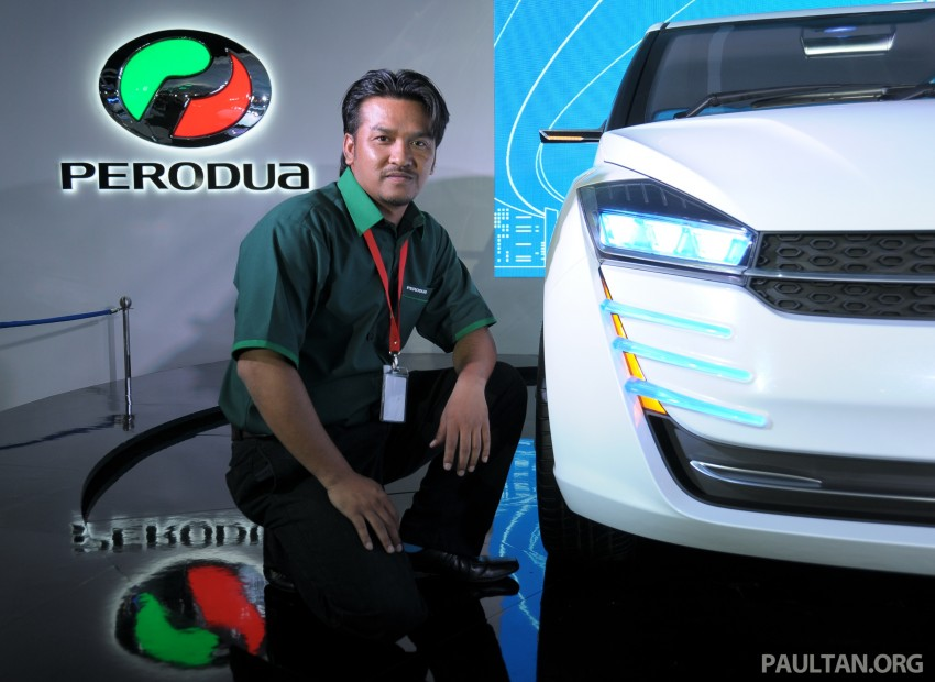 Perodua Buddyz Concept in detail – what it's all about Image #210988