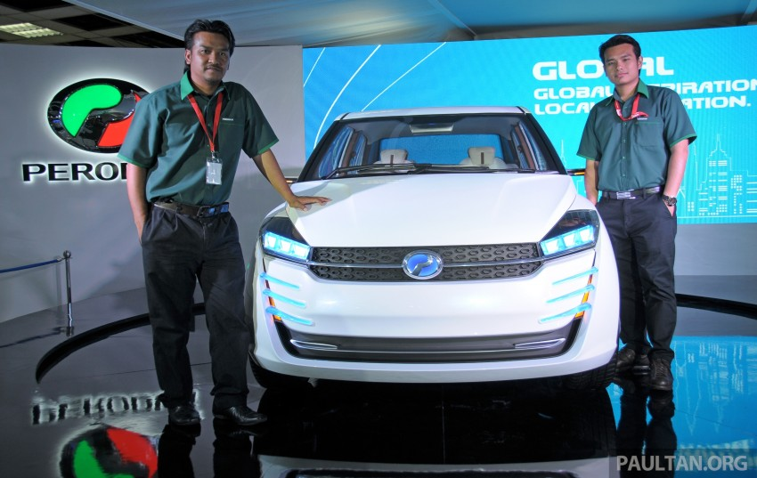 Perodua Buddyz Concept in detail – what it's all about Image #210989