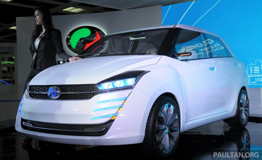 Perodua Buddyz Concept in detail – what it's all about Image #210990