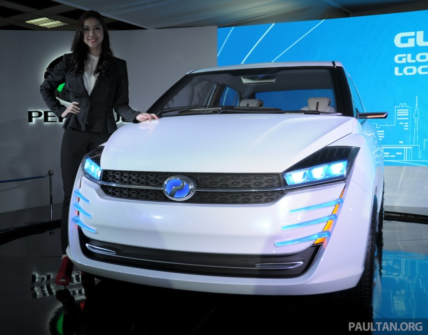 Perodua Buddyz Concept in detail – what it's all about Image #210991