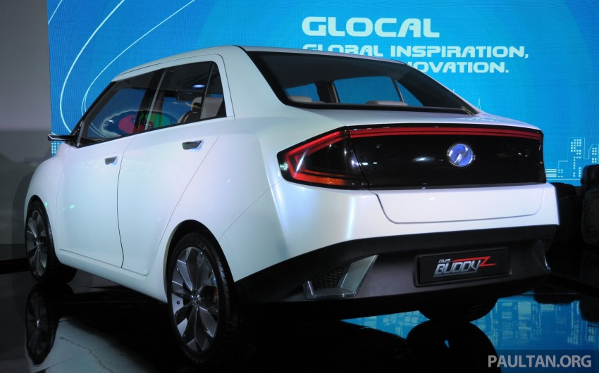 Perodua Buddyz Concept in detail – what it's all about Image #211000