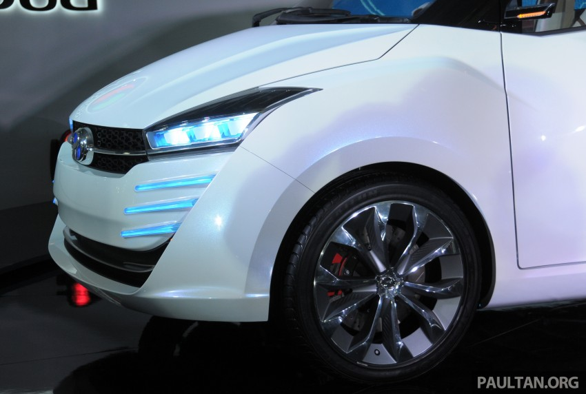Perodua Buddyz Concept in detail – what it's all about Image #211011