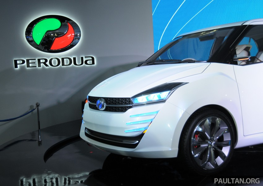 Perodua Buddyz Concept in detail – what it's all about Image #211012