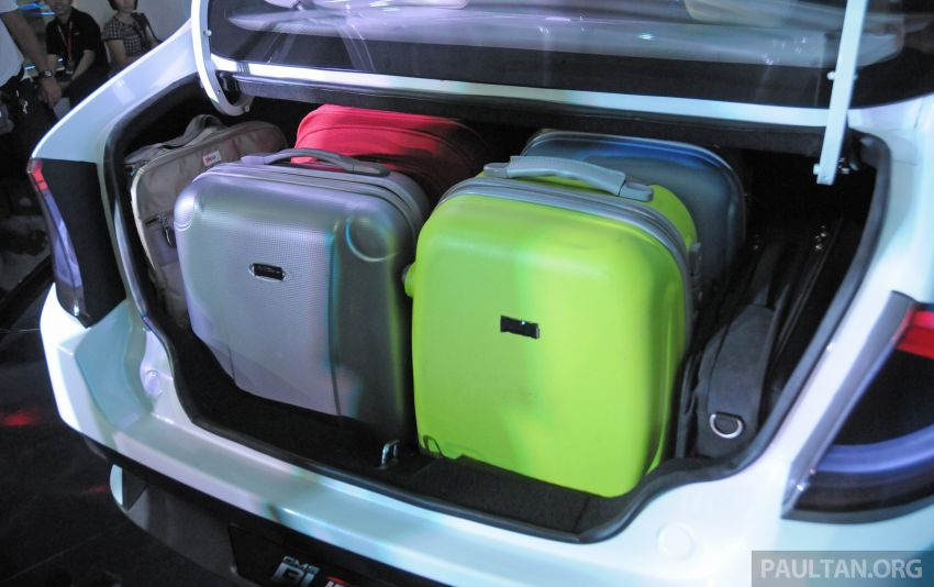 EXCLUSIVE: Perodua Buddyz – how big is the boot? Image #211111