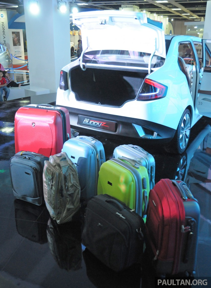 EXCLUSIVE: Perodua Buddyz – how big is the boot? Image #211113