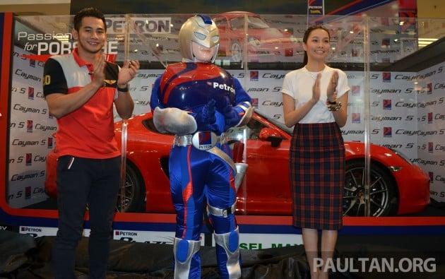 Petron Porsche Promo-10