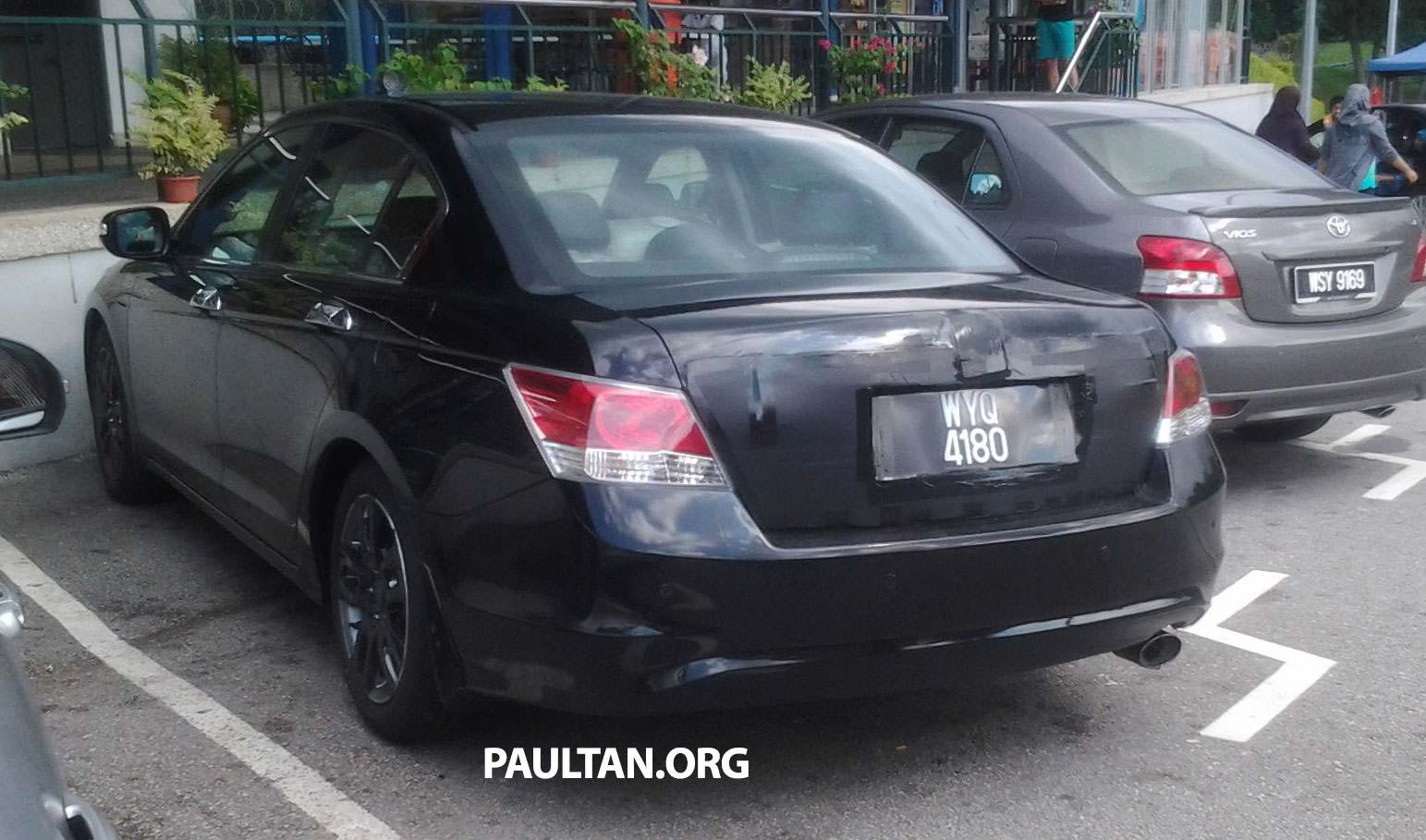 SPYSHOTS: First look at the Honda Accord-based Proton ...