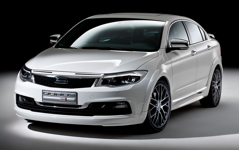 Qoros 3 Sedan makes China debut - 1.6L, from RM64k