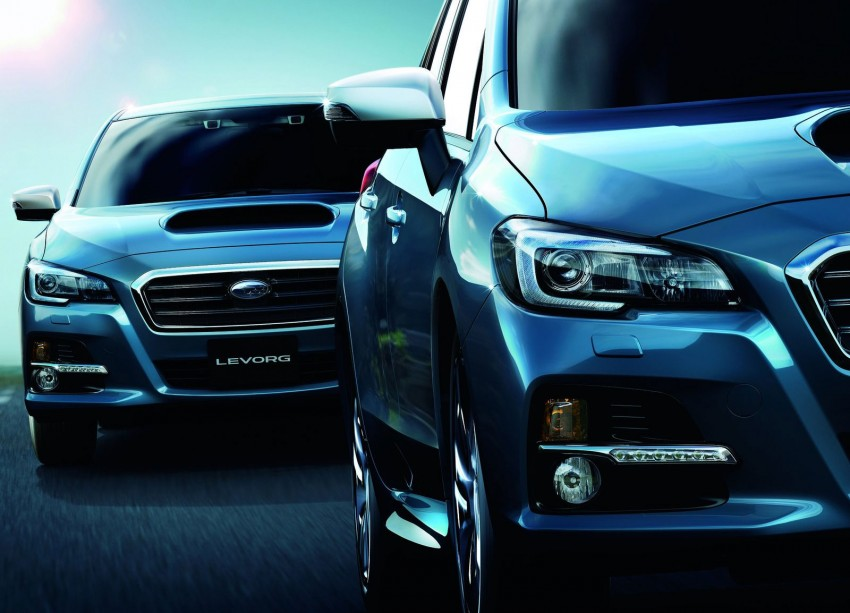 Tokyo 2013: Subaru Levorg Sports Tourer – just a prototype in name, launching next year Image #212059