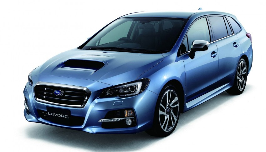 Tokyo 2013: Subaru Levorg Sports Tourer – just a prototype in name, launching next year Image #212060