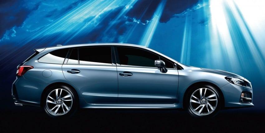 Tokyo 2013: Subaru Levorg Sports Tourer – just a prototype in name, launching next year Image #212061
