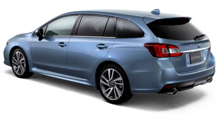 Tokyo 2013: Subaru Levorg Sports Tourer – just a prototype in name, launching next year Image #212062