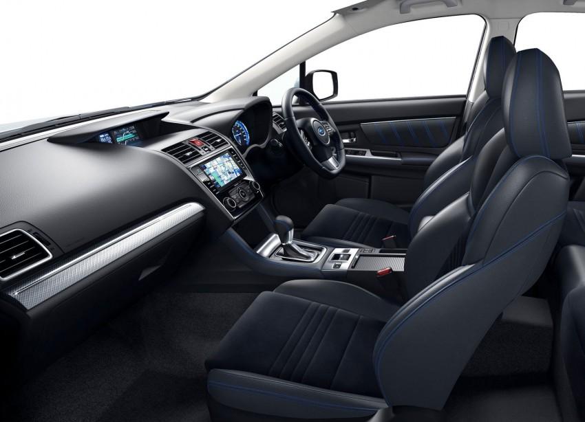 Tokyo 2013: Subaru Levorg Sports Tourer – just a prototype in name, launching next year Image #212067