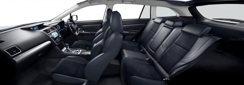 Tokyo 2013: Subaru Levorg Sports Tourer – just a prototype in name, launching next year Image #212069