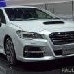 Subaru Levorg TMS-1
