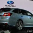 Subaru Levorg TMS-11