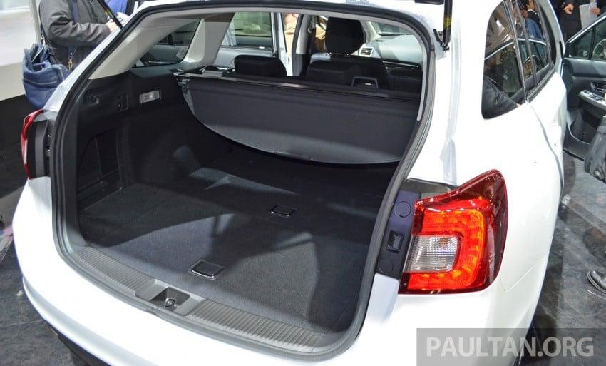 Tokyo 2013: Subaru Levorg Sports Tourer – just a prototype in name, launching next year Image #211973
