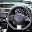 Subaru Levorg TMS-15