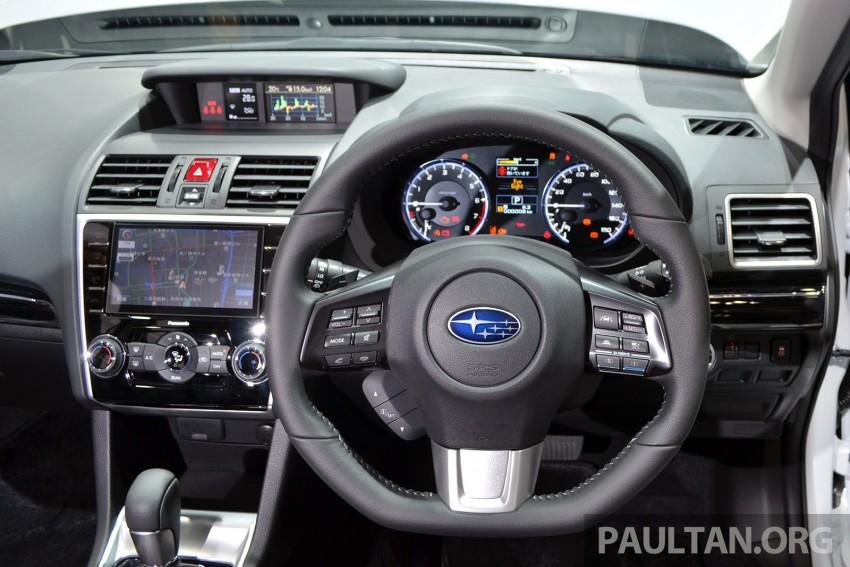Tokyo 2013: Subaru Levorg Sports Tourer – just a prototype in name, launching next year Image #211975