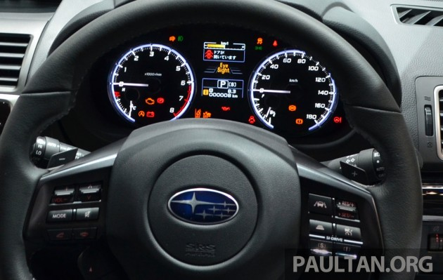 Subaru Levorg TMS-16