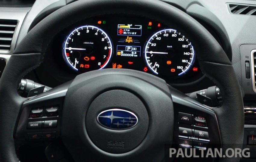 Tokyo 2013: Subaru Levorg Sports Tourer – just a prototype in name, launching next year Image #211976