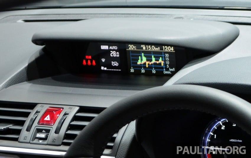 Tokyo 2013: Subaru Levorg Sports Tourer – just a prototype in name, launching next year Image #211977