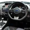 Subaru Levorg TMS-19