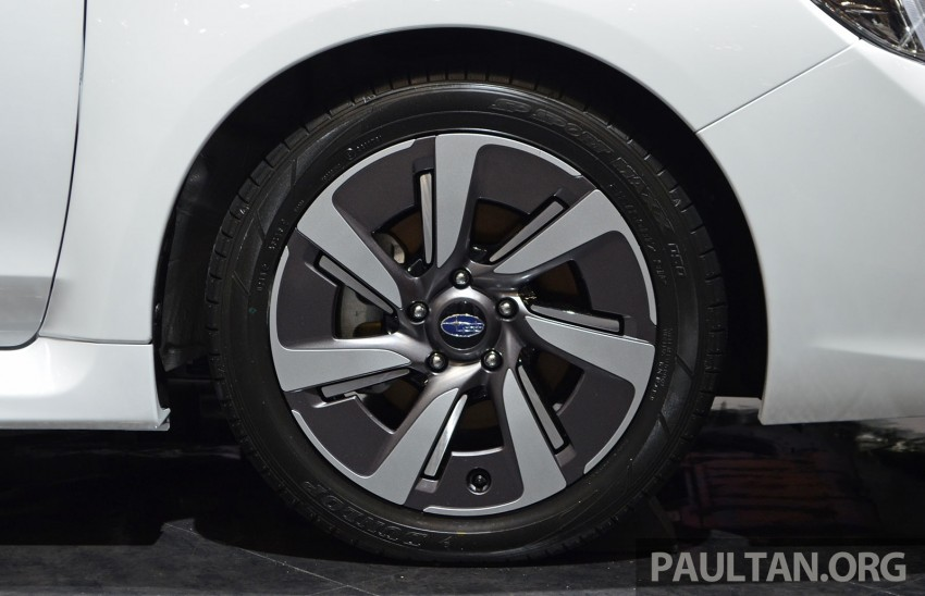 Tokyo 2013: Subaru Levorg Sports Tourer – just a prototype in name, launching next year Image #211960