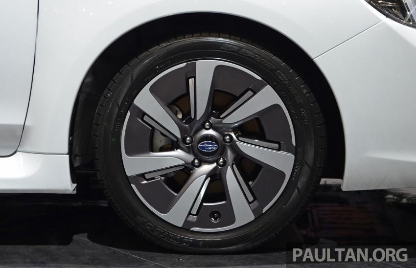 Tokyo 2013: Subaru Levorg Sports Tourer – just a prototype in name, launching next year Image #211960