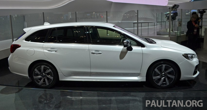 Tokyo 2013: Subaru Levorg Sports Tourer – just a prototype in name, launching next year Image #212064