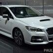 Subaru Levorg TMS-3
