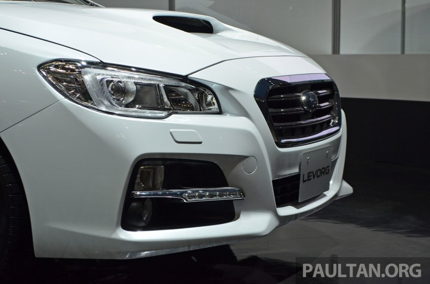 Tokyo 2013: Subaru Levorg Sports Tourer – just a prototype in name, launching next year Image #211963