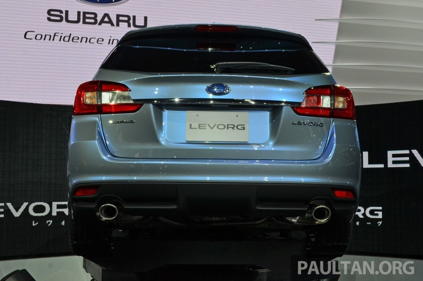 Tokyo 2013: Subaru Levorg Sports Tourer – just a prototype in name, launching next year Image #211969