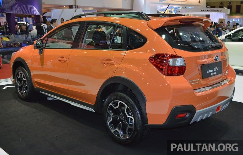 Subaru XV Crosstrek – 55-unit limited edition, RM162k Paul ...
