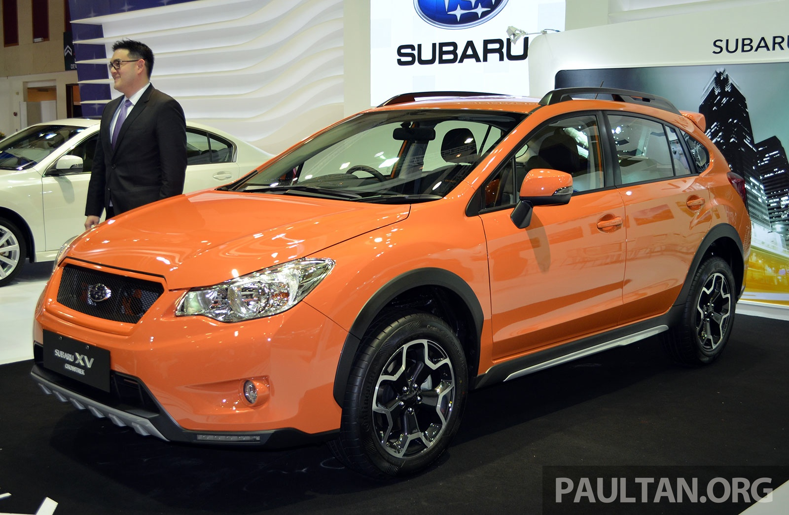 subaru xv crosstrek 55 unit limited edition rm162k image 210086. Black Bedroom Furniture Sets. Home Design Ideas