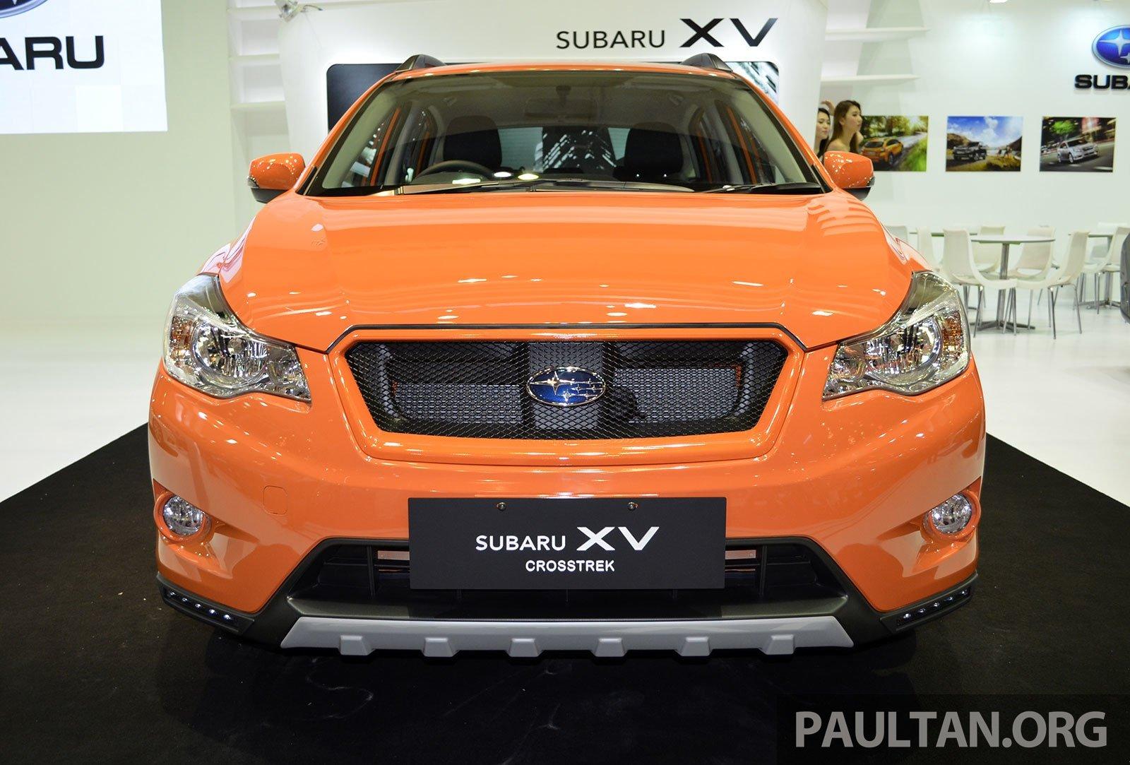 Subaru Xv Crosstrek 55 Unit Limited Edition Rm162k