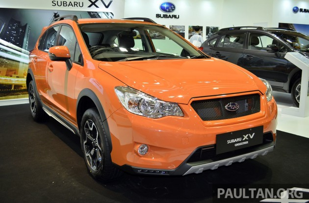 Motor Image issues recall for Subaru XV, Impreza, Forester