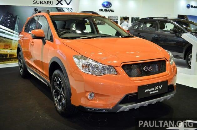 Subaru XV Crosstrek-7