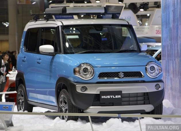 Suzuki Hustler TMS 12