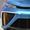 Toyota FCV Concept Tokyo 1