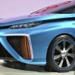 Toyota FCV Concept Tokyo 5