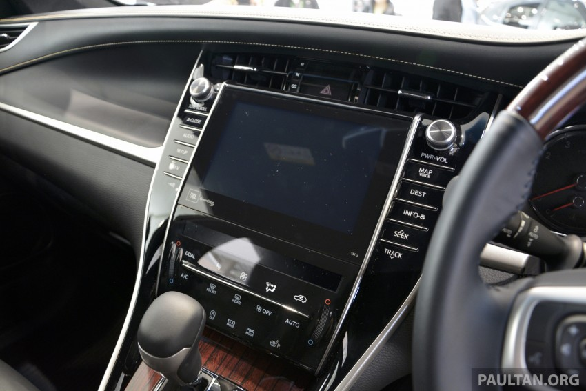 GALLERY: 2014 Toyota Harrier at Toyota Megaweb Image #211129